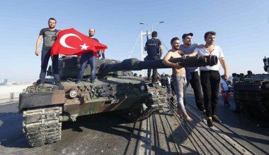 الانقلاب التركي الفاشل والدروس المستفادة