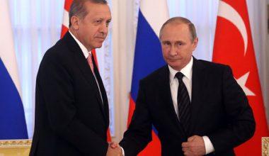 قضيتان على طاولة أردوغان-بوتين