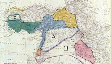 فوضى الخرائط بعد قرن على سايكس- بيكو، فرضيات تقسيم سورية والعراق