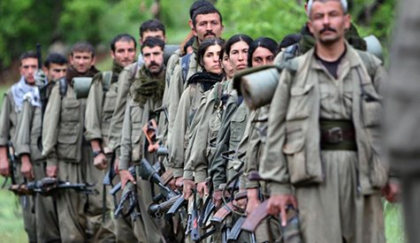 الترخيص بحرب أهلية كردية