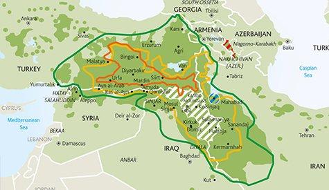 مدخل إلى المسألة الكردية بين الحقوق والواقعية السياسية