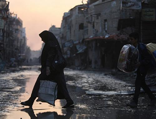 مصائر المرأة السورية في ظل الحرب في المناطق الواقعة تحت سيطرة النظام