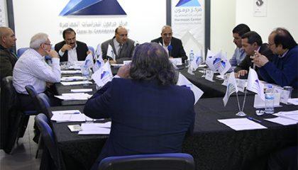 """""""الإدارة في سورية ما بعد الثورة"""" في ندوة لصالون (هنانو)"""