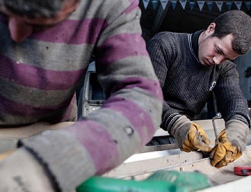المهنيون السوريون في مدينة إسطنبول، الواقع والمستقبل (دراسة ميدانية)