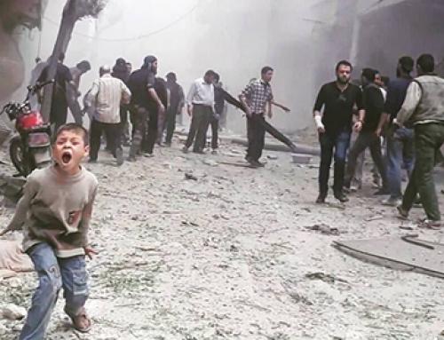 الغوطة الشرقية، سردية الحصار المستمر