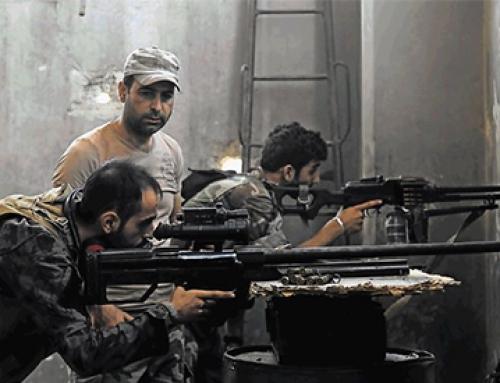 تنفيذ برنامج نزع السلاح والتسريح وإعادة الدمج (DDR) في ريف حلب الشمالي
