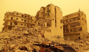 سياسة الطبَقة والهوية تقسم حلب وسورية
