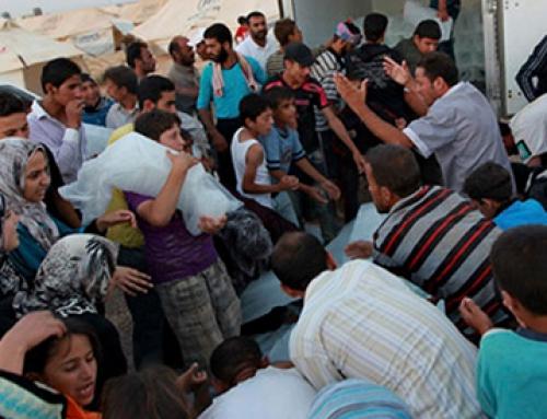 اللاجئون السوريون والخطاب الإعلامي، دراسة لثلاث قنوات تلفزيونية عالمية ناطقة باللغة العربية