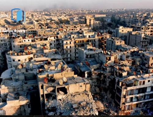التصعيد العسكري في سورية بين الدوافع والمآلات