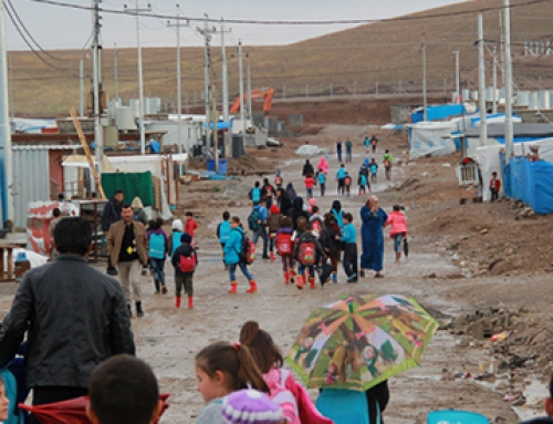وضع اللاجئين السوريين التعليمي في إقليم كردستان العراق