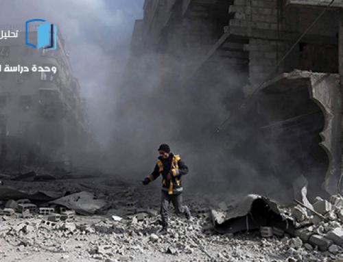 حملة النظام السوري وحلفائه على الغوطة الشرقية