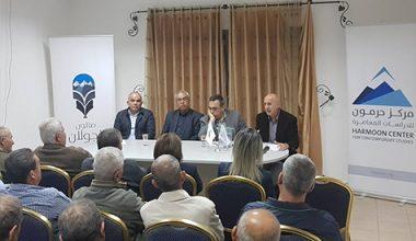 صالون الجولان يُحيى الذكرى السابعة للثورة السورية