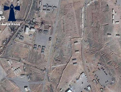 القواعد العسكرية الإيرانية في سورية