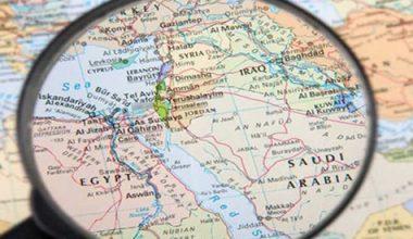 """""""جيوبوليتيكا"""" الدوائر المتقاطعة، سورية في عالم متغول"""