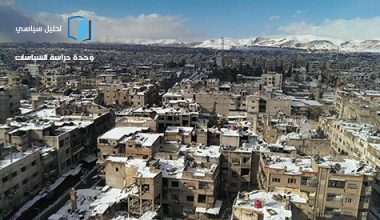 جنوب سورية بين الانفجار والاستقرار