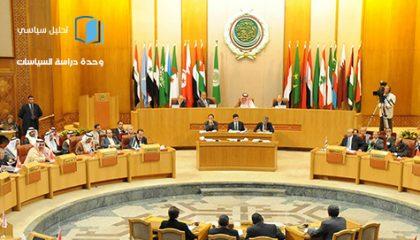 الحضور العربي في المسألة السورية