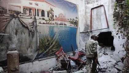 ما بعد الهشاشة: سورية وتحديات إعادة الإعمار في الدول العُنفية