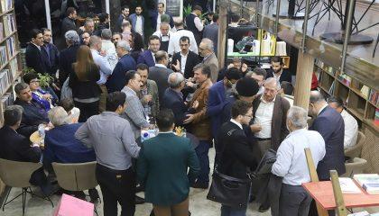 مركز حرمون يفتتح مكاتبه في إسطنبول ويوزع جائزة ياسين الحافظ