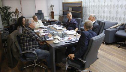 مجلس أمناء مركز حرمون يعقد اجتماعه الدوري في إسطنبول