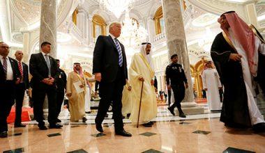 سياسة ترامب في الشرق الأوسط
