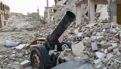 بناء الدولة والأرض والسيادة في الصراع السوري