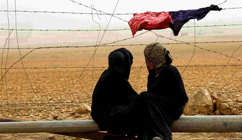 Sexual coercion, assault and rape: The scourge of sexual violence against Syrian women as refugees in conflict and the legal mechanisms for their protection