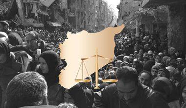 الآثار القانونية المترتبة على النزاع المسلح في سورية