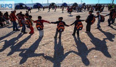تعليم اللاجئين السوريين الأساسي في تركيا