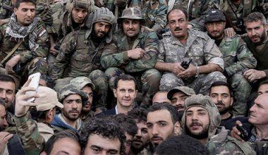 """ستة سيناريوهات للميليشيات الموالية للنظام في سورية ما """"بعد الحرب"""""""