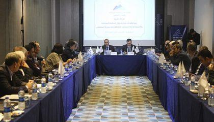 """انطلاق أعمال اليوم الأول لندوة """"صالون الكواكبي"""" الحوارية: التنظيم السياسي والاقتصادي والاجتماعي الذي تحتاج إليه سورية المستقبل"""