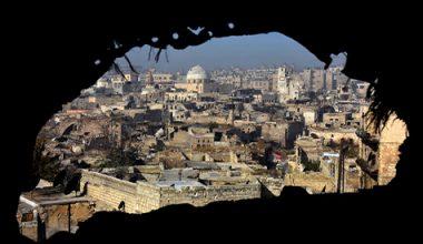إعادة بناء حلب: المشاركة العامة في إعادة الإعمار بعد انتهاء الصراع