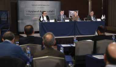 (حرمون) يختتم فعاليات ندوة حوارية حول تجارب سورية الدستورية
