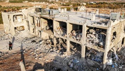 القانون رقم 10: انتهاكات لحقوق الملكية في سورية ضد الحلول المستدامة للعائدين