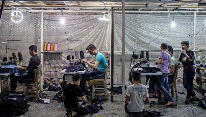 آثار اللاجئين السوريين على سوق العمل التركي – تحليل تجريبي (إمبريقي)