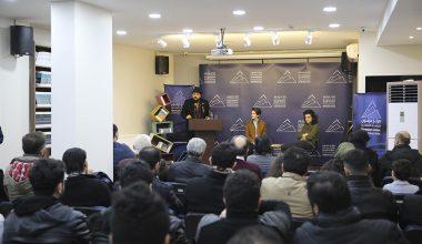 """أمسية شعرية وأدبية في المنتدى الثقافي العربي التابع لمركز """"حرمون"""""""
