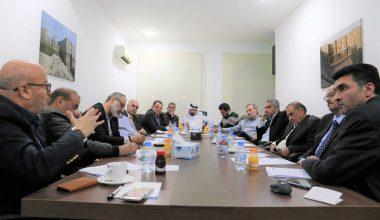 """لقاء سياسي حواري حول """"انعكاسات مقتل سليماني وتصاعد الصراع الإيراني – الأميركي على سورية"""" في مركز حرمون"""