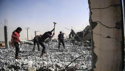 مسألة إعادة الإعمار السورية… القضايا والديناميات