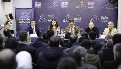 """مركز حرمون يناقش """"الموجة الثانية للربيع العربي: لبنان والعراق نموذجًا"""" في إسطنبول"""