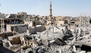 الحالة الأمنية في سورية