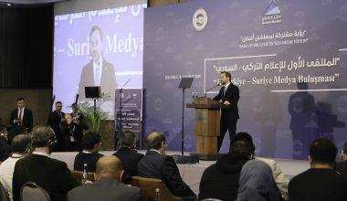 الملتقى الأول للإعلام التركي السوري: مشاركة واسعة ونتائج مبشّرة