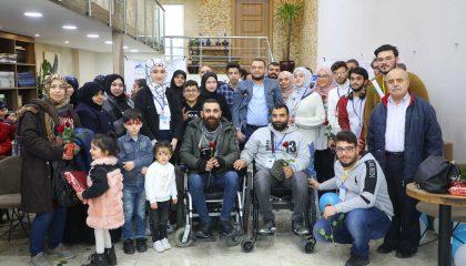 """تقرير مصوّر: """"حرمون"""" و""""جنبًا إلى جنب"""" يقيمان في إسطنبول فعالية """"أمـل"""" بمناسبة اليوم العالمي للسرطان"""
